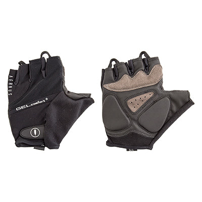 Aerius Gel Glove Apparel MD Unisex Black
