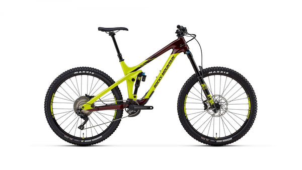 2018 Rocky Mountain Slayer C50