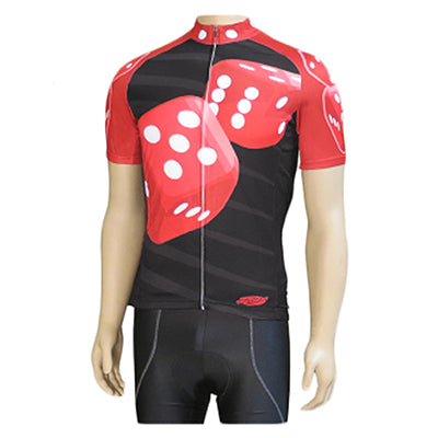 Clean motion Cycling Jersey Apparel XL Unisex Dice