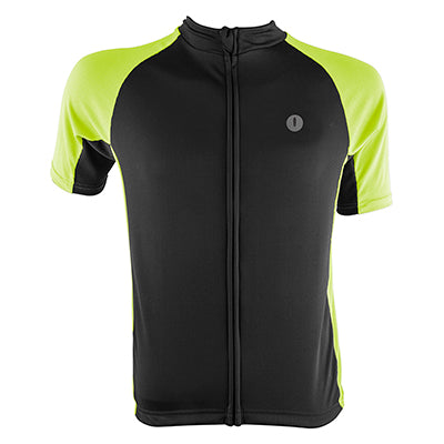 Aerius Road Cycling Jersey Apparel MD Unisex Hi-Vis Yellow