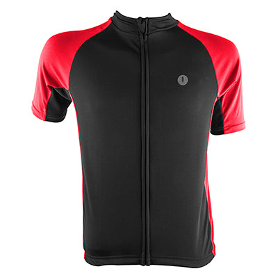 Aerius Road Cycling Jersey Apparel MD Unisex Red