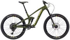 2018 Kona Process 153 AL/DL
