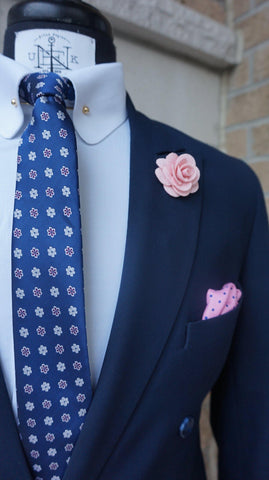 PINKIE BOX-SET - Elnukstyles | unique affordable men's Bow Ties, Knitted Neckties, Flower Lapel Pins, Pocket Squares, Tie Clips, Cufflinks, Brooch, Toronto