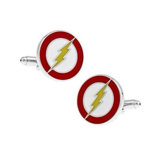 FLASH CUFFLINKS - Elnukstyles | unique affordable men's Bow Ties, Knitted Neckties, Flower Lapel Pins, Pocket Squares, Tie Clips, Cufflinks, Brooch, Toronto