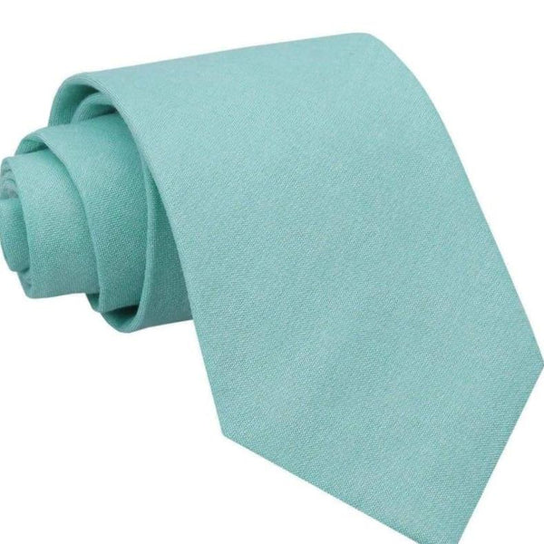 WEDDING - AQUA NECKTIE (6CM) - Elnukstyles | unique affordable men's Bow Ties, Knitted Neckties, Flower Lapel Pins, Pocket Squares, Tie Clips, Cufflinks, Brooch, Toronto