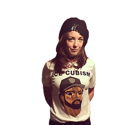 Ice Cubism T-Shirt