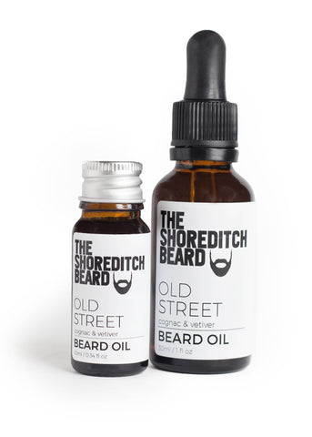 Old Street Beard Oil - The Shoreditch Beard - 1