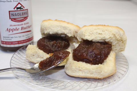 Nadler's Meats Homemade Kettle Apple Butter
