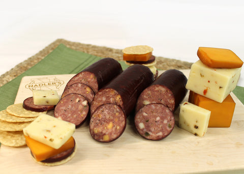 Nadler's Meats Cheese Lovers