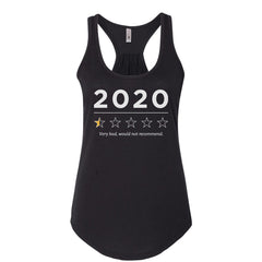 2020 Review Tank Top