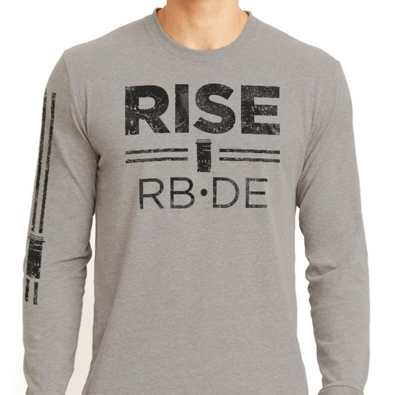 Long Sleeve Crew Neck-RBDE