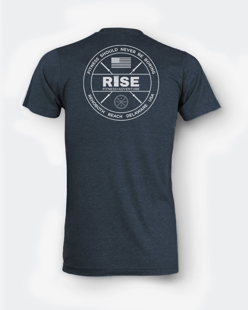 RISE Plate Tee
