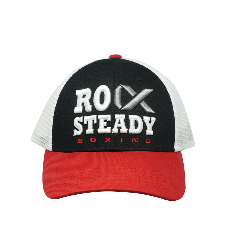 Rock Steady Boxing Hat