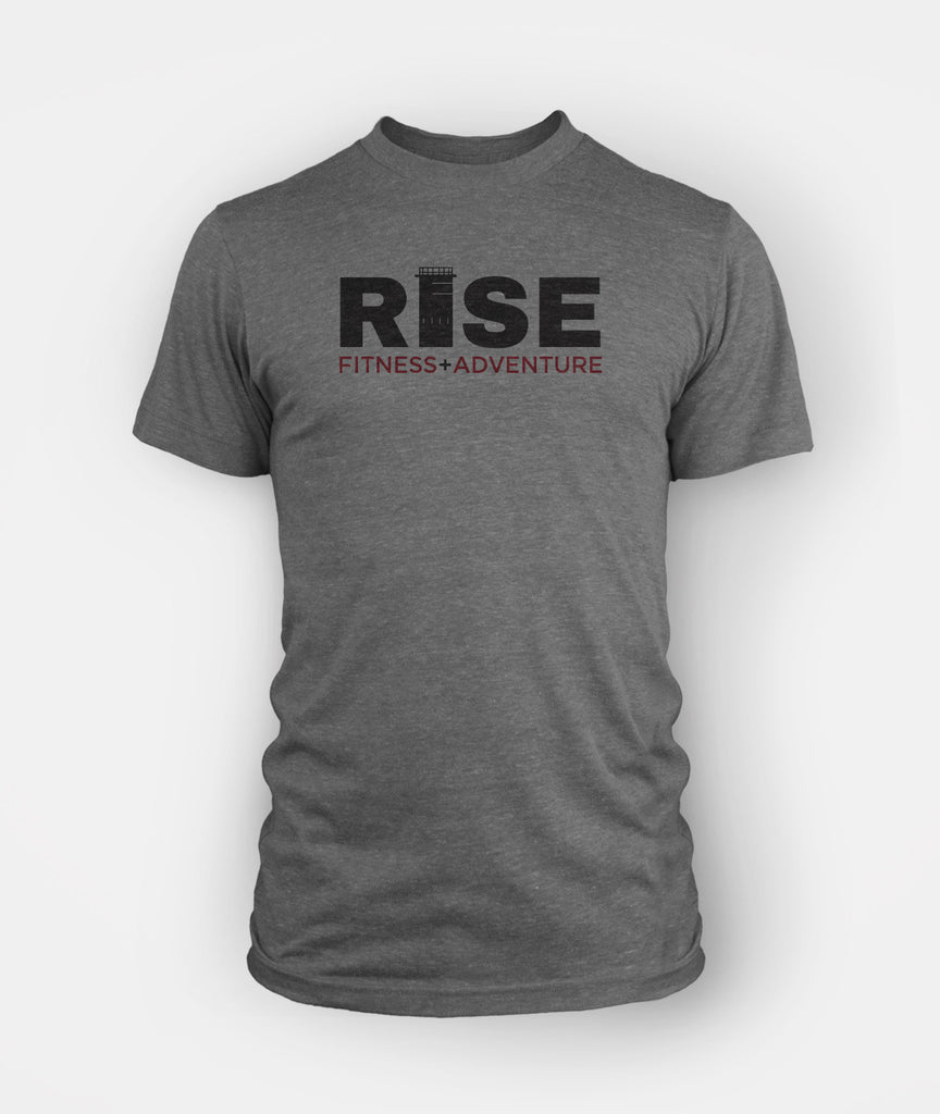 RISE Classic Gray Tee