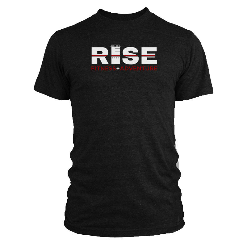 RISE Thin Red Line T-shirt