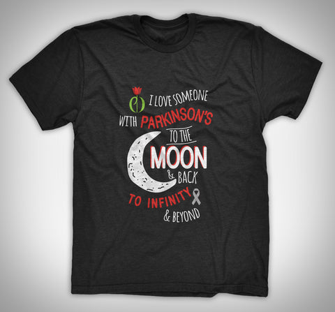 Parkinson's to the Moon and Back