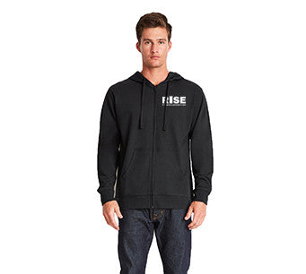 Adult French Terry Zip Hoody #trainatrise