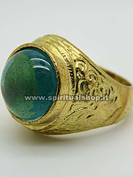 anello in green lek nam pee
