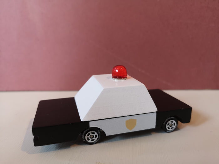 P125 voiture de police - candy lab
