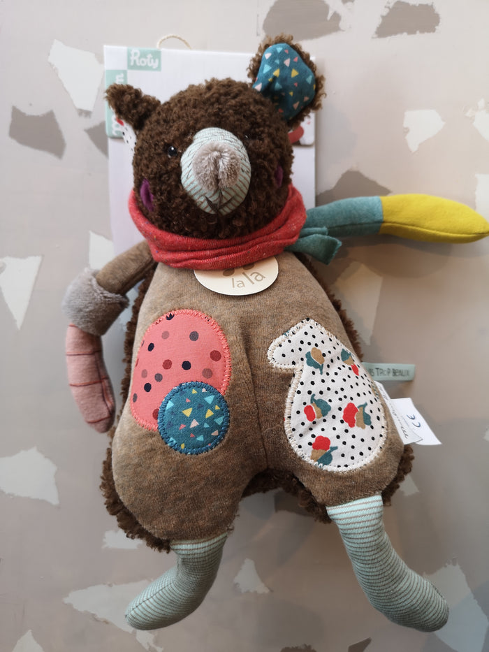 Toutou peluche musicale - Moulin Roty