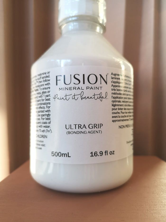 Agent adherent Ultra-grip de Fusion