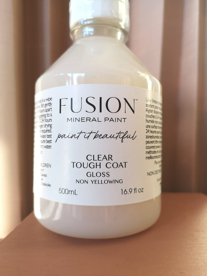 Vernis Tough Coat sealer Fusion