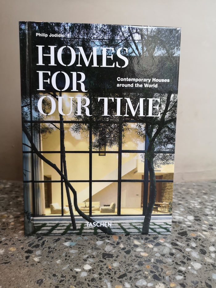 Livre Homes for our time - Taschen