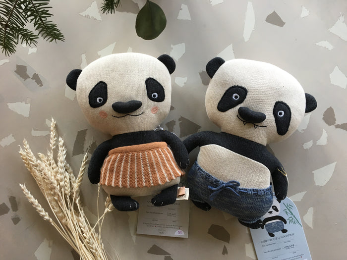 Peluches Panda - Oyoy Living Design