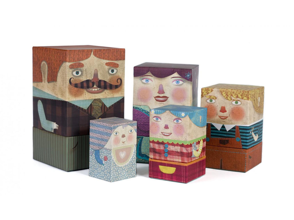 Box Family - Londji