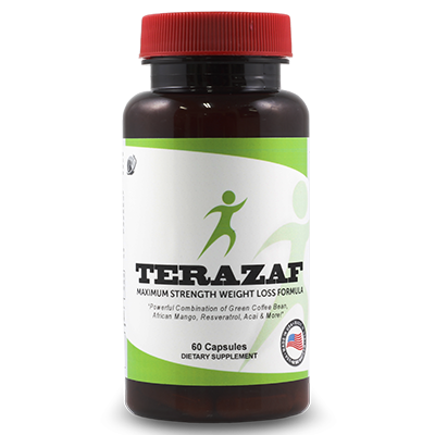 Terazaf Weight Loss Diet Supplement