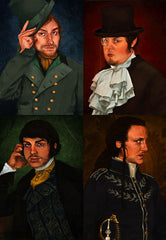 The Mega64 Portrait Poster Bundle