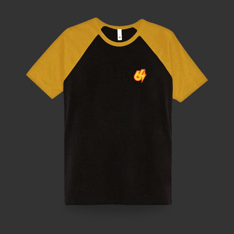 Electric Baseball Tee