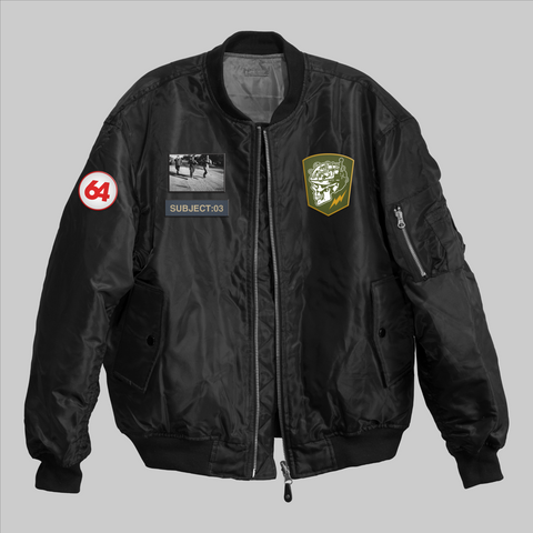Mega Flight Jacket