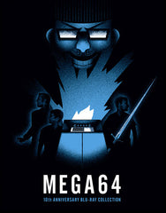 Mega64 10th Anniversary Blu Ray Collection