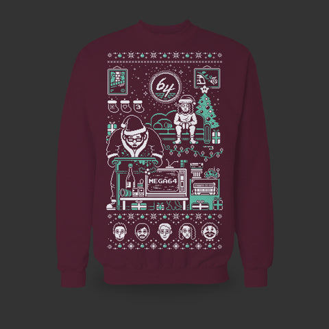 ChristmasCast Sweatshirt (Black Friday Exclusive)