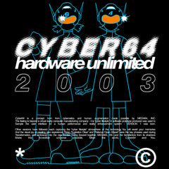 Cyber64 Shirt (Long Sleeve)