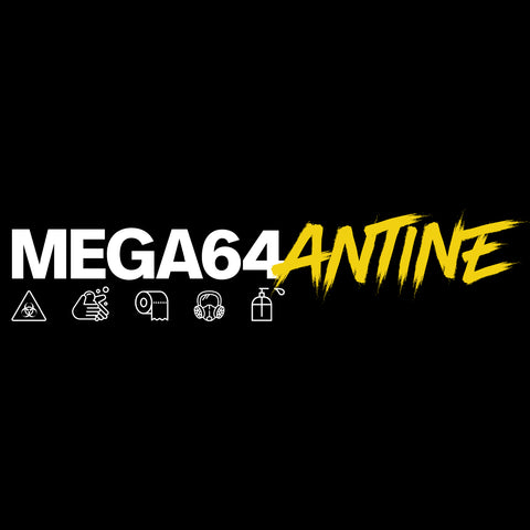 Mega64antine Shirt