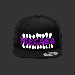Mega64 Teeth Snapback