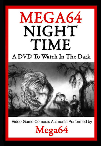 Mega64 Night Time Poster