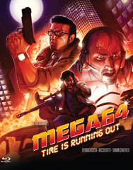 Mega64 Time Is Running Out Blu Ray