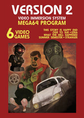 The Mega64 Version 2 GAME COVER Poster