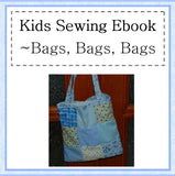 Sewing Bags, Bags and More Bags- Kids Sewing Theme Unit