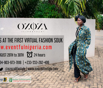 Join Ozoza Lifestyle at The Fashion Souk
