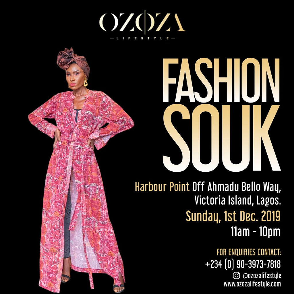 Ozoza Lifestyle at The Fashion Souk 4.0