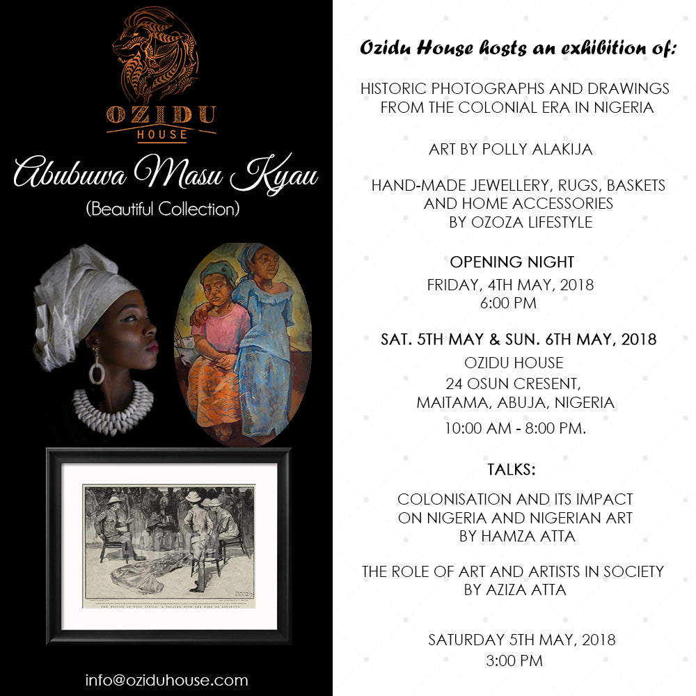 Past Event: Ozidu House Hosts Exhibition