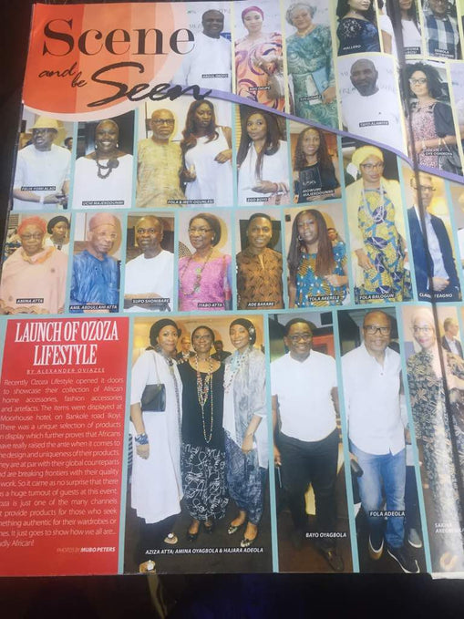 Ozoza Lifestyle Launch: In Pictures
