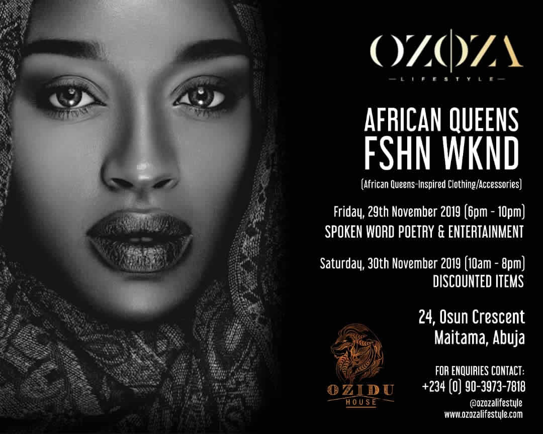 African Queens Fashion Weekend