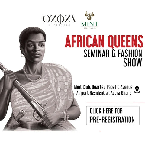 African Queens Seminar and Fashion Show