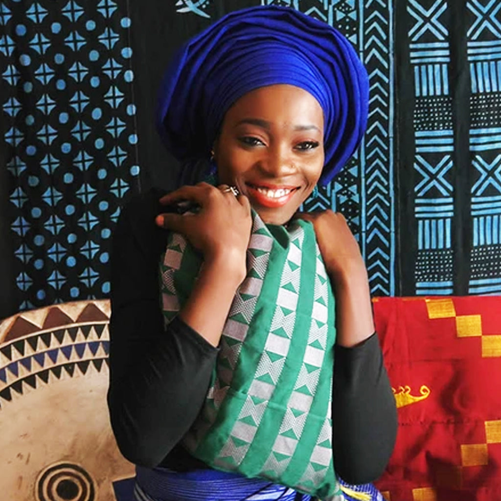 Hand-Woven Kente Cushion Covers and Placemats