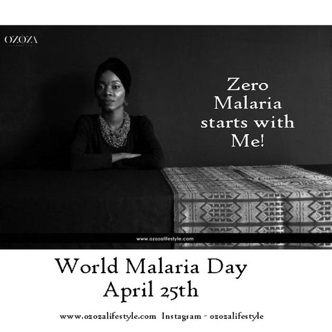 World Malaria Day - Zero Malaria Starts with Me